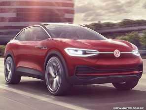 Em Frankfurt, VW confirma SUV elétrico e novidades para o Brasil