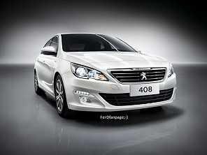 Peugeot 408 estreará mudanças em breve... pelo menos no exterior