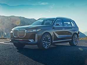 BMW revela o ''super SUV'' X7 iPerformance