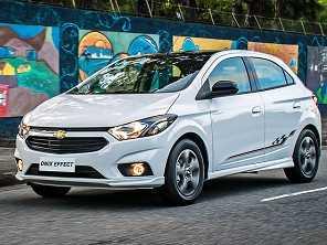 Chevrolet Onix é também o carro mais vendido na América Latina