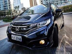 Honda confirma os controles de tração e estabilidade para o Fit 2018