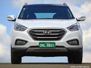 Em tempos de Compass, Hyundai tenta resgatar o sucesso do ix35