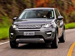 Teste: Land Rover Discovery Sport HSE diesel