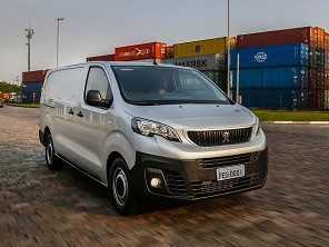 Peugeot e Citroën lançam as vans Expert e Jumpy por R$ 79.990