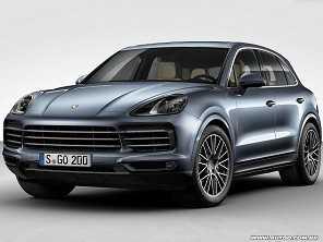 Novo Porsche Cayenne 2018 revela inspiração no 911 e Panamera