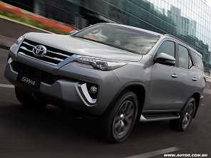 Vale a pena comprar uma Toyota SW4 flex?