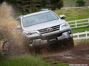 Teste: Toyota SW4 SRX 2017