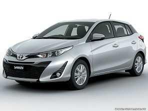 Toyota confirma produção do Yaris no Brasil
