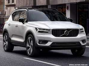 Volvo XC40 vai partir de R$ 169.950