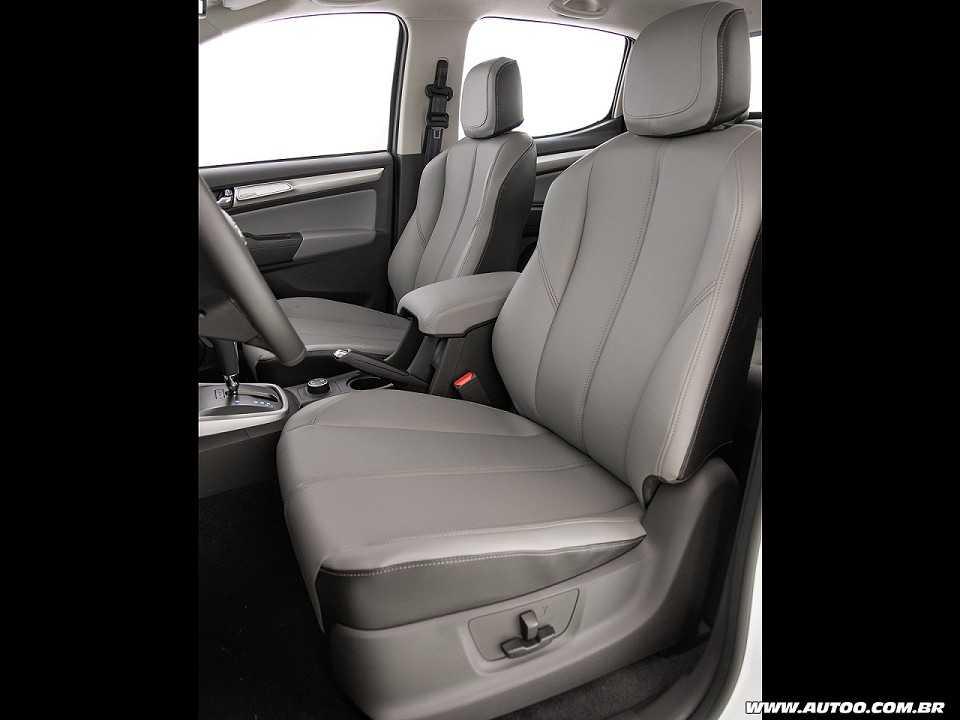 ChevroletS10 2018 - bancos dianteiros