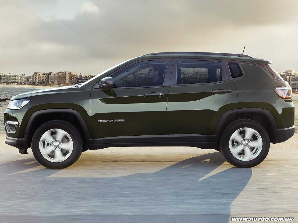 JeepCompass 2018 - lateral