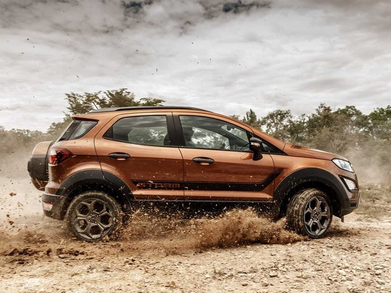 FordEcoSport 2019 - lateral