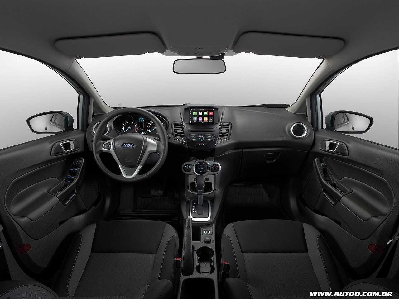 FordFiesta 2018 - painel