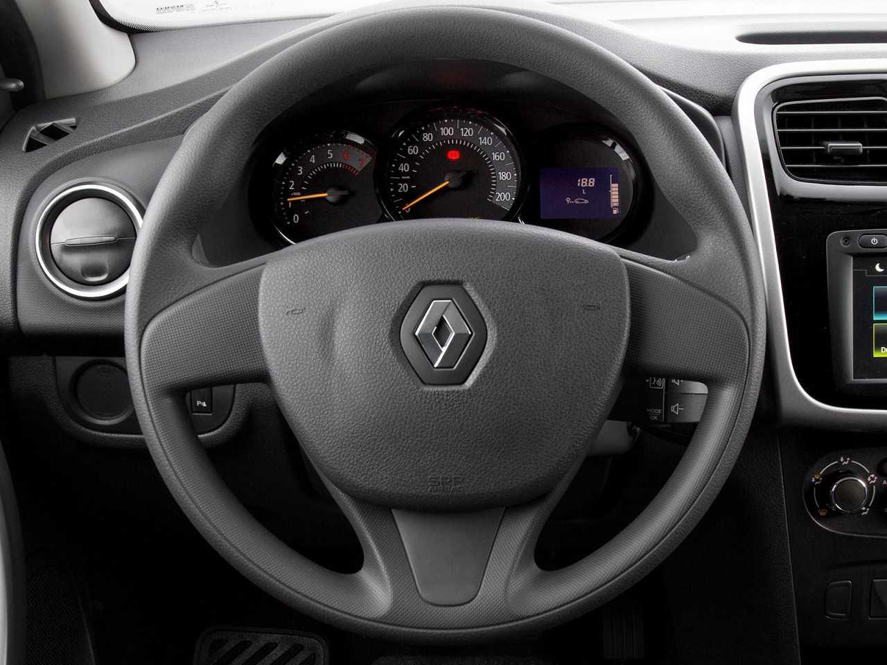 RenaultSandero 2018 - volante