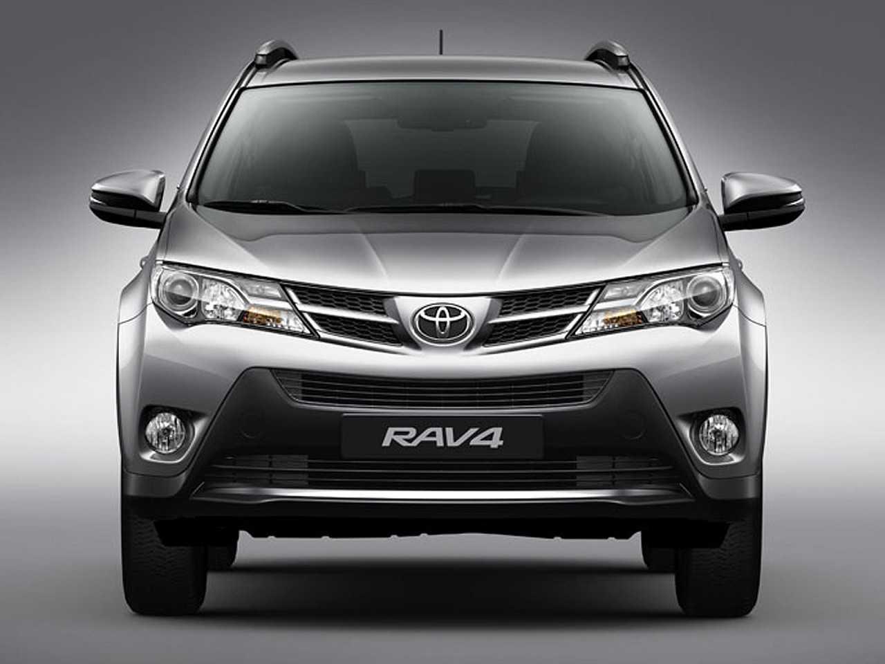 ToyotaRAV4 2018 - frente