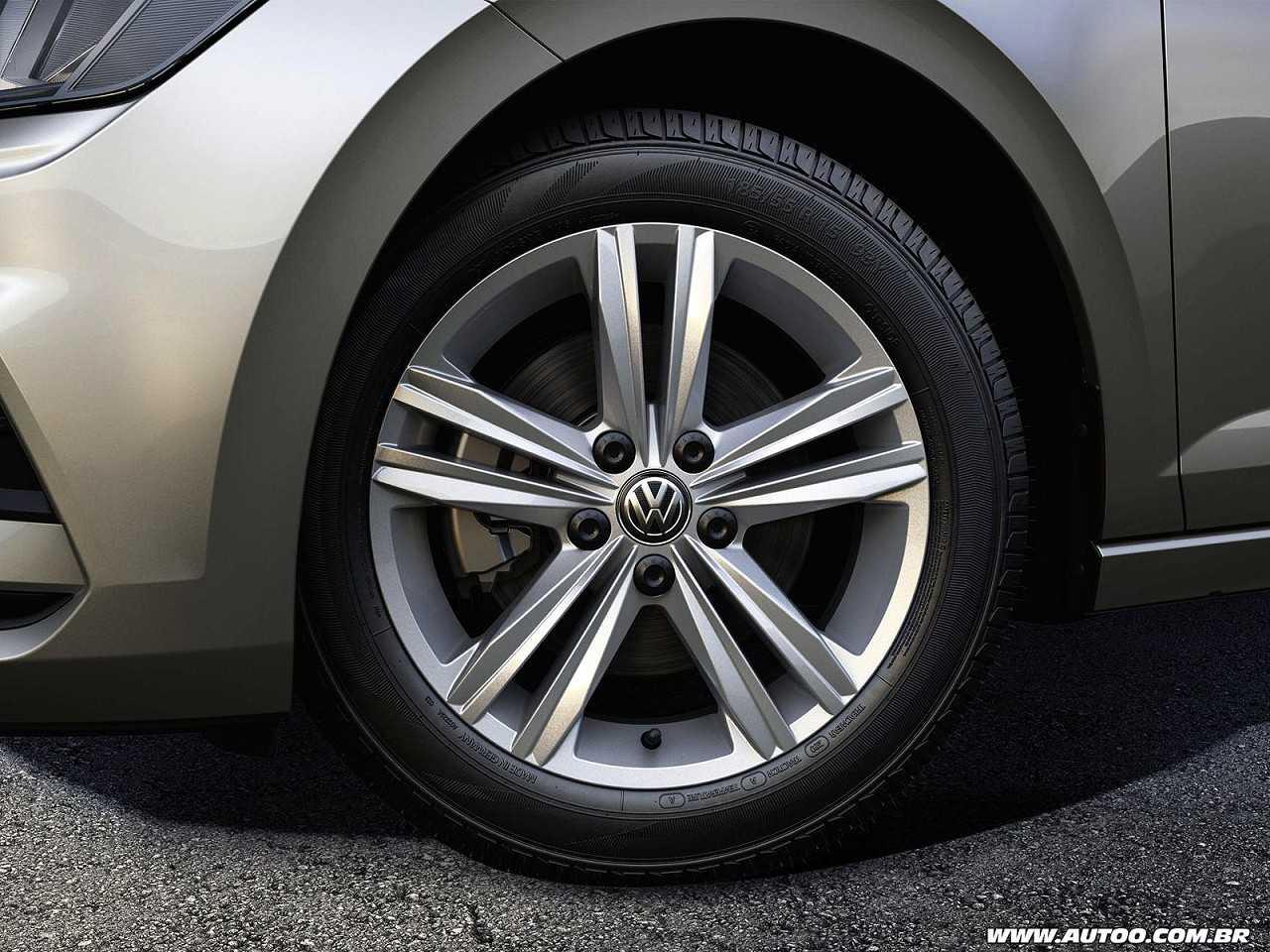VolkswagenPolo 2018 - rodas