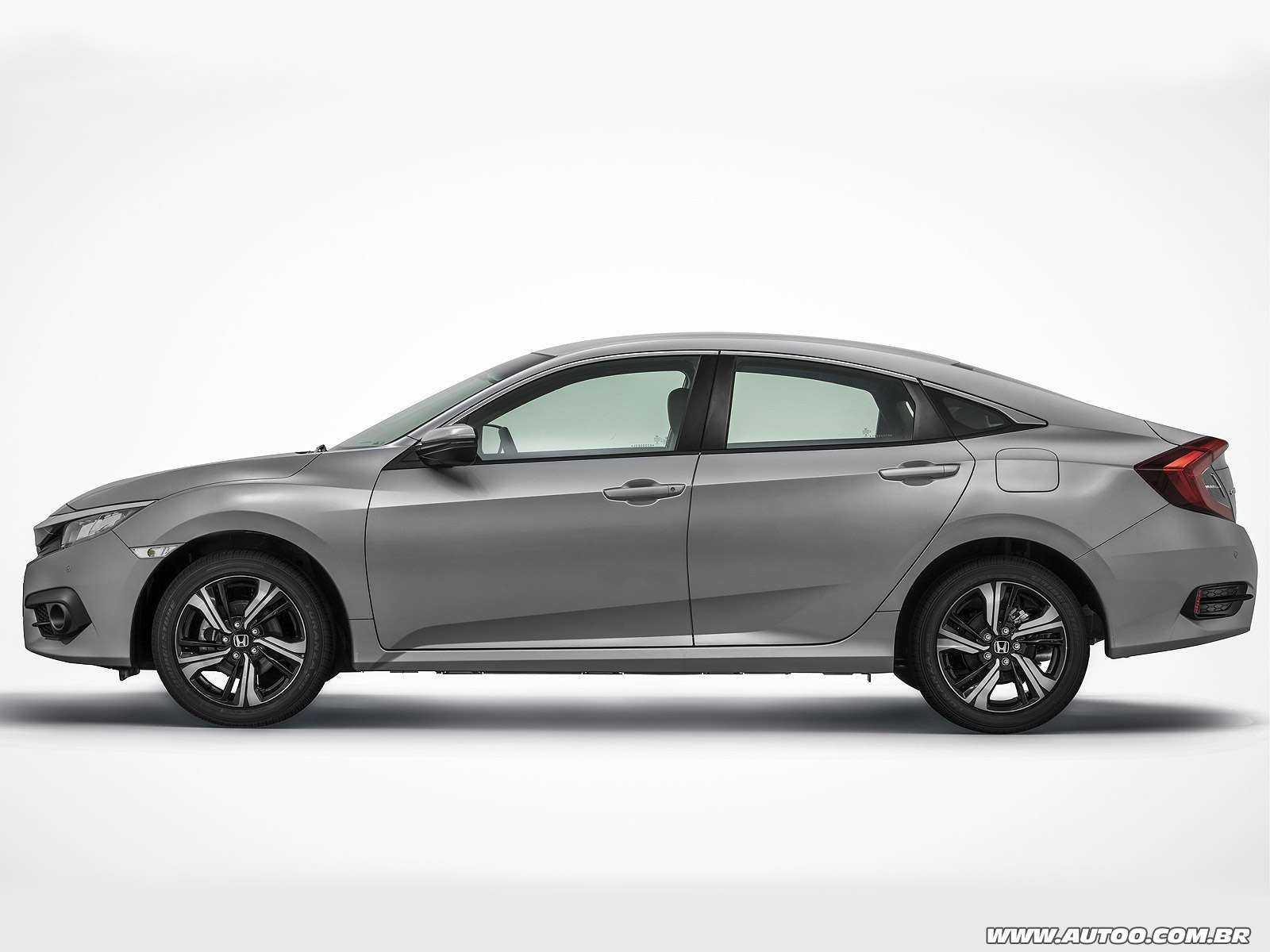HondaCivic 2018 - lateral