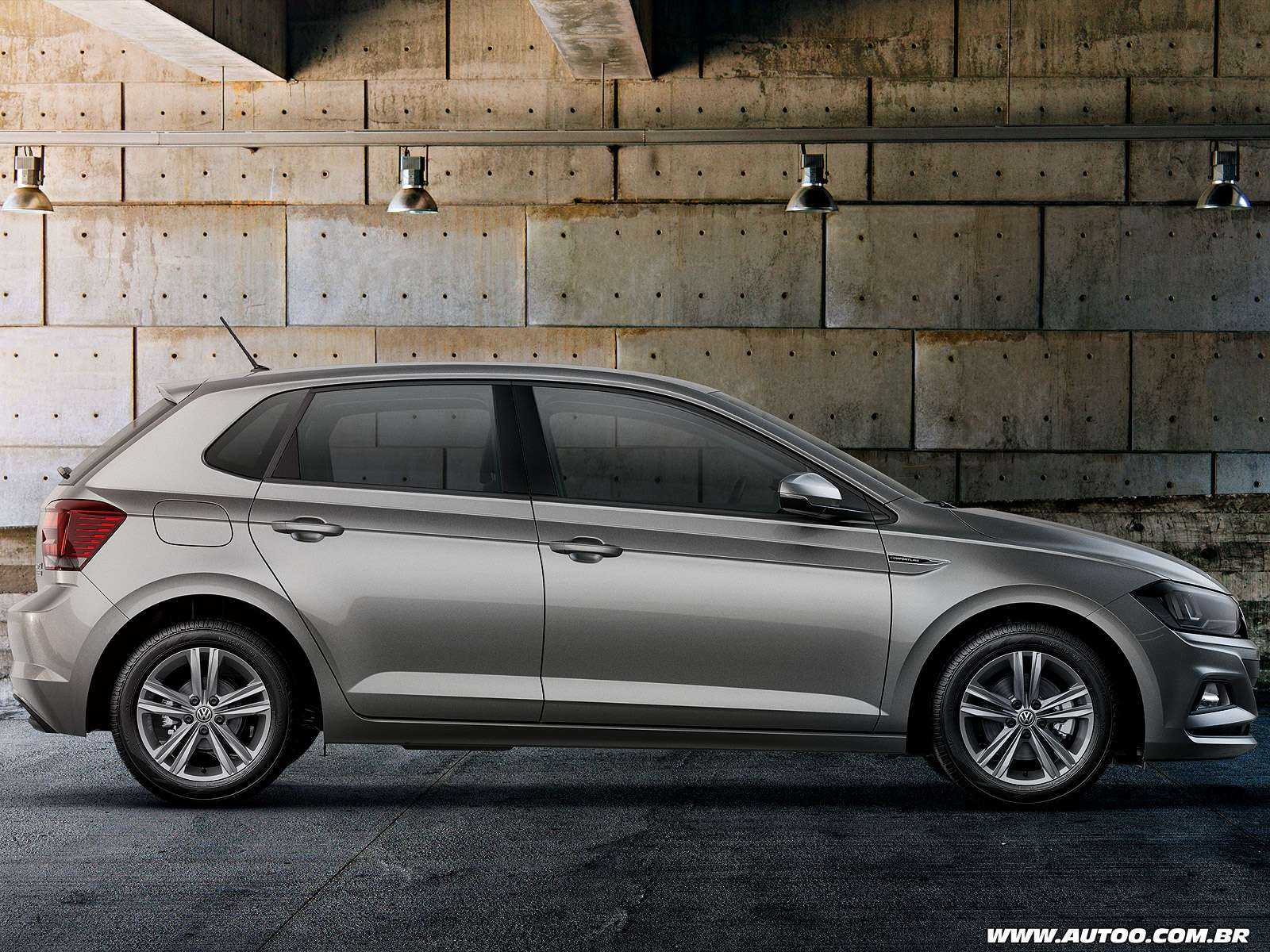 VolkswagenPolo 2018 - lateral