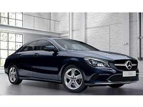Mercedes-Benz CLA 180 chega ao Brasil por R$ 137.900