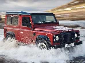 Land Rover Defender ganha opção V8 de 405 cv