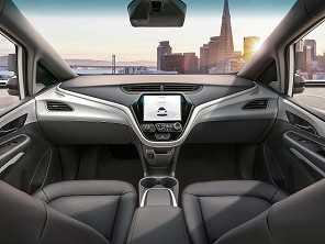 GM quer colocar carros sem volante e pedais nas ruas já em 2019