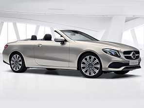 Mercedes-Classe E 300 Cabriolet chega por R$ 414 mil