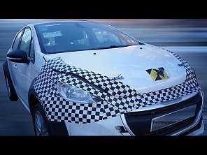 Peugeot 1008 deve ser revelado neste ano