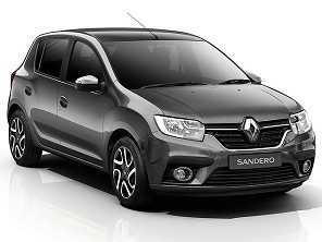Saiba como ficará o Renault Sandero 2020
