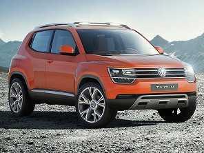 Os futuros jipinhos de Volkswagen e Renault