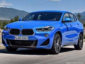 Interessante na proposta, BMW X2 chega ao Brasil no segundo trimestre