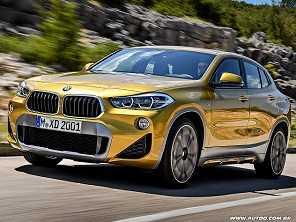 Em pré-venda, BMW X2 vai partir de R$ 211.950