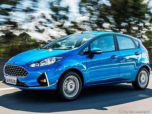 Teste: Ford New Fiesta 1.6 automático 2018
