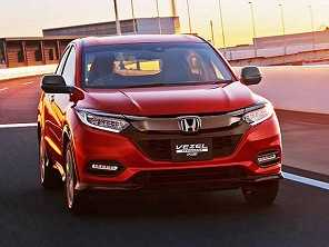 Honda HR-V 2019 é revelado no Japão