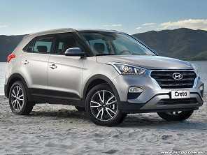 Hyundai Creta Prestige terá revisões ''grátis''