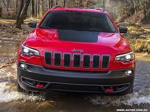 Confirmado para o Brasil, Jeep Cherokee 2019 estreia nos EUA