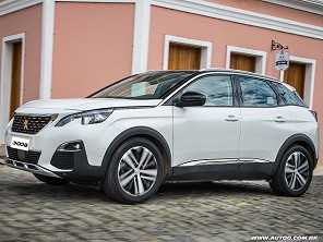 Mais equipado, Peugeot 3008 Griffe Pack estreia por R$ 154.990