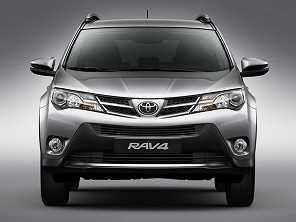 Toyota RAV4 ganha versão de R$ 130 mil