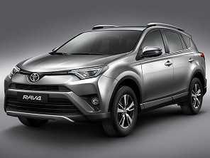 Toyota RAV4 foi o SUV mais vendido no mundo em 2017
