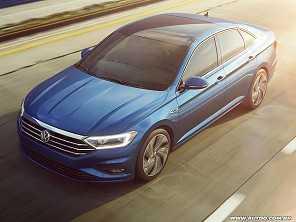 Nova geração do VW Jetta deverá ser lançada neste mês