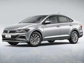 Virtus PCD está nos planos da Volkswagen