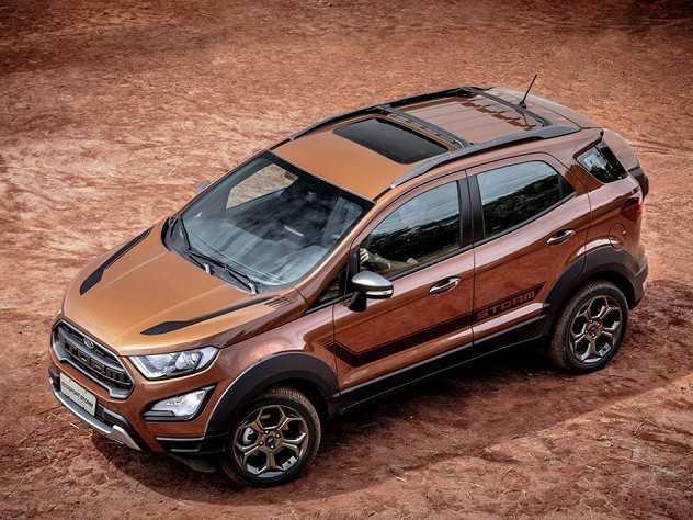 Ford Ecosport 2019 Storm 2 0 16v Flex Autom 225 Tico Integral