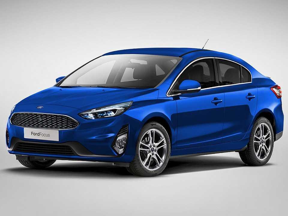 2019 Focus St >> O que sabemos sobre o novo Ford Focus 2019 - AUTOO