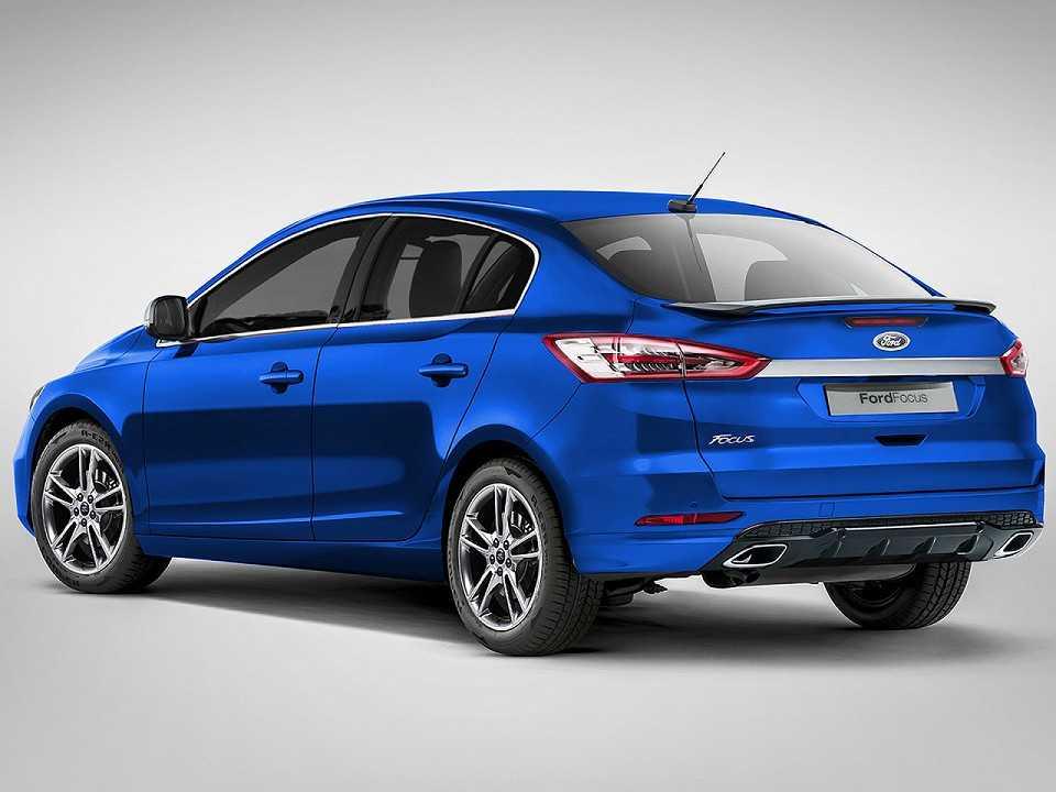 Novo Ford Focus 2018 >> O que sabemos sobre o novo Ford Focus 2019 - AUTOO