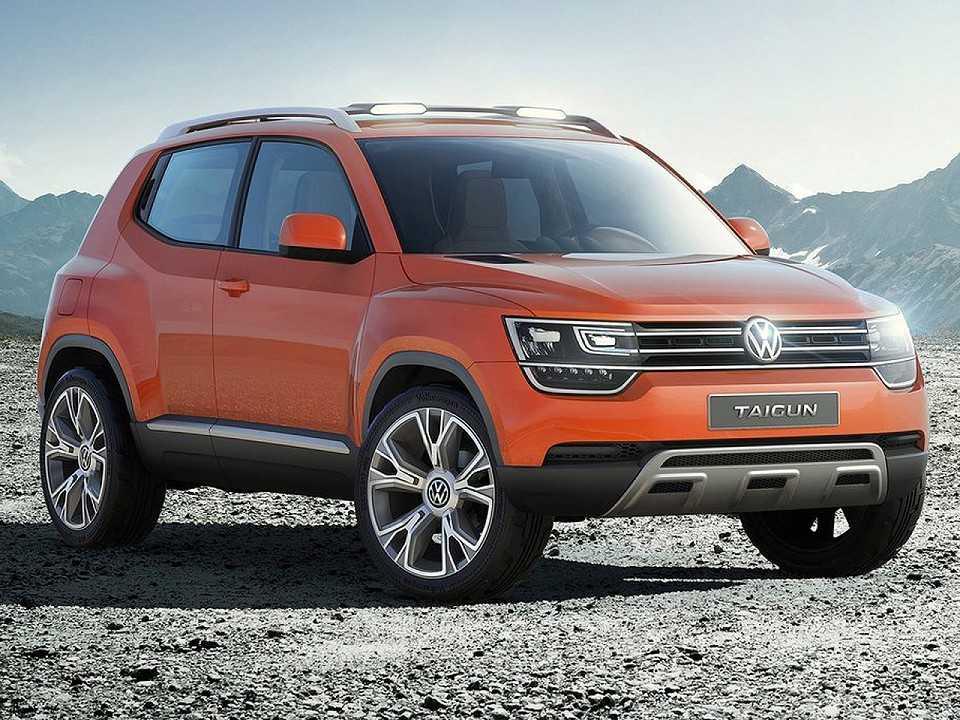 Volkswagen Taigun 2014 (conceito)