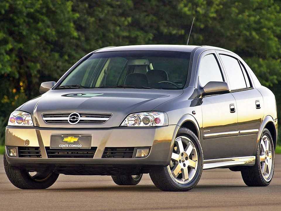 Chevrolet Astra Sedan 2010