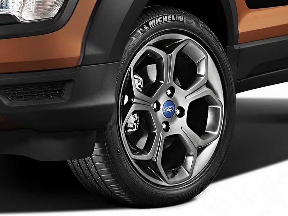FordEcoSport 2019 - rodas