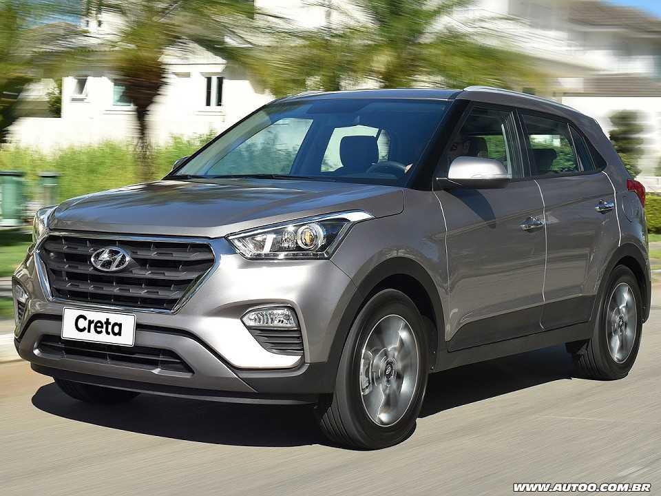 Hyundai Creta Come 231 A 2018 Decolando Nas Vendas Autoo