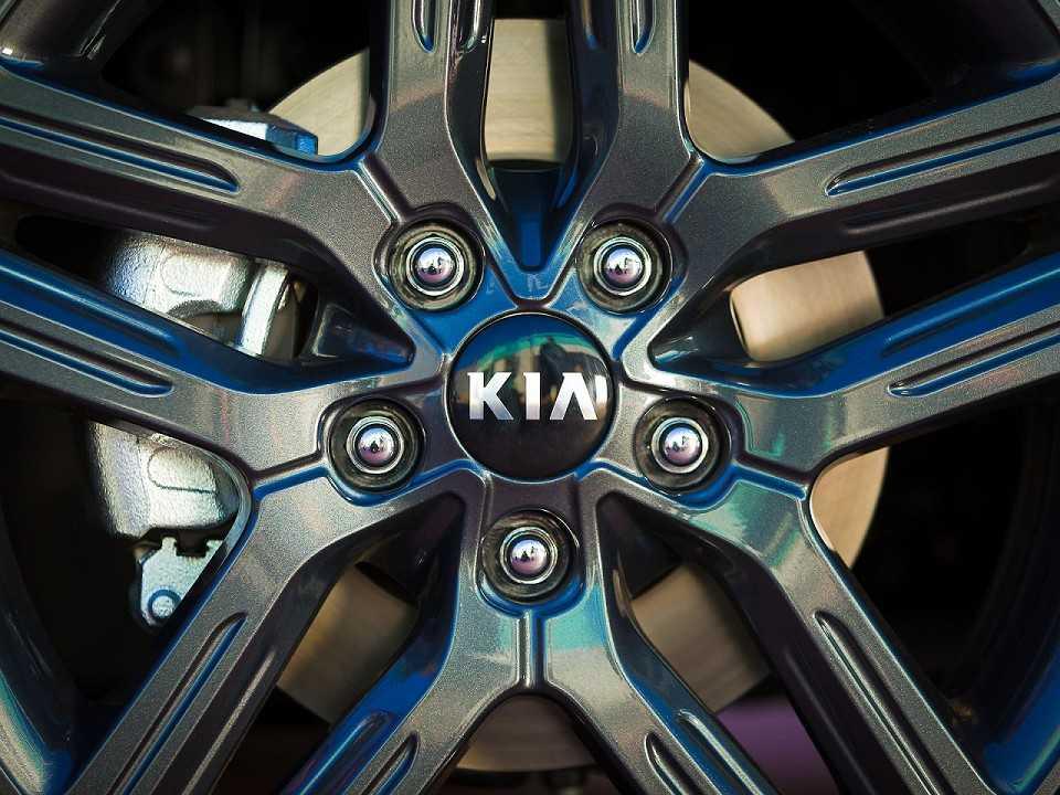 KiaCerato 2019 - rodas