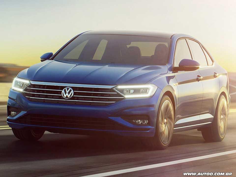 New Jetta 2019 >> Volkswagen Jetta 2019 é revelado nos EUA - AUTOO