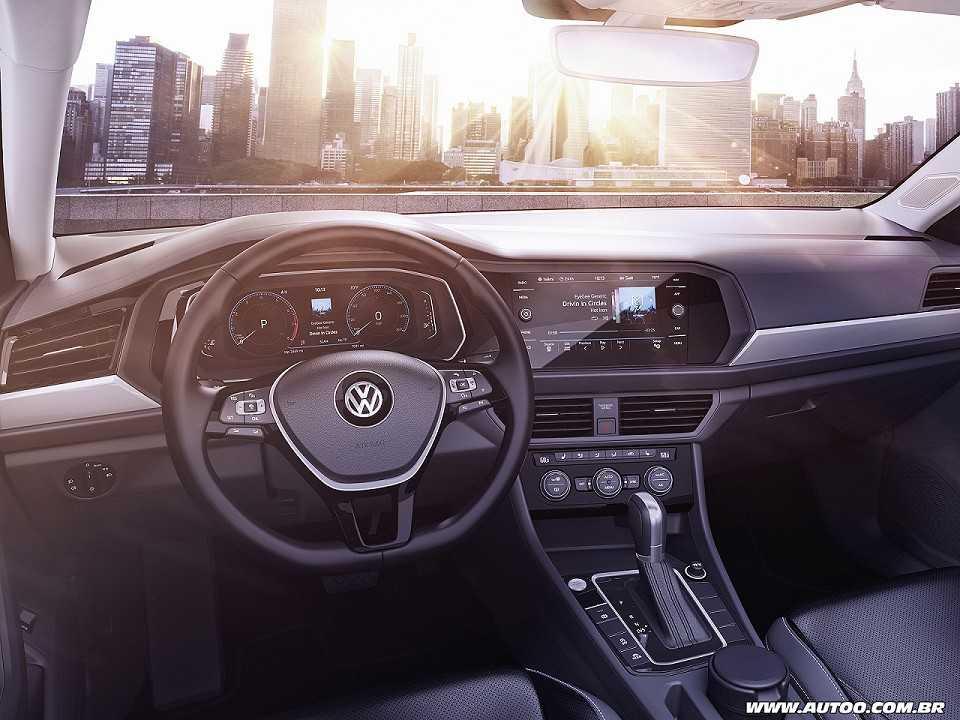 Volkswagen Jetta 2019 233 Revelado Nos Eua Autoo